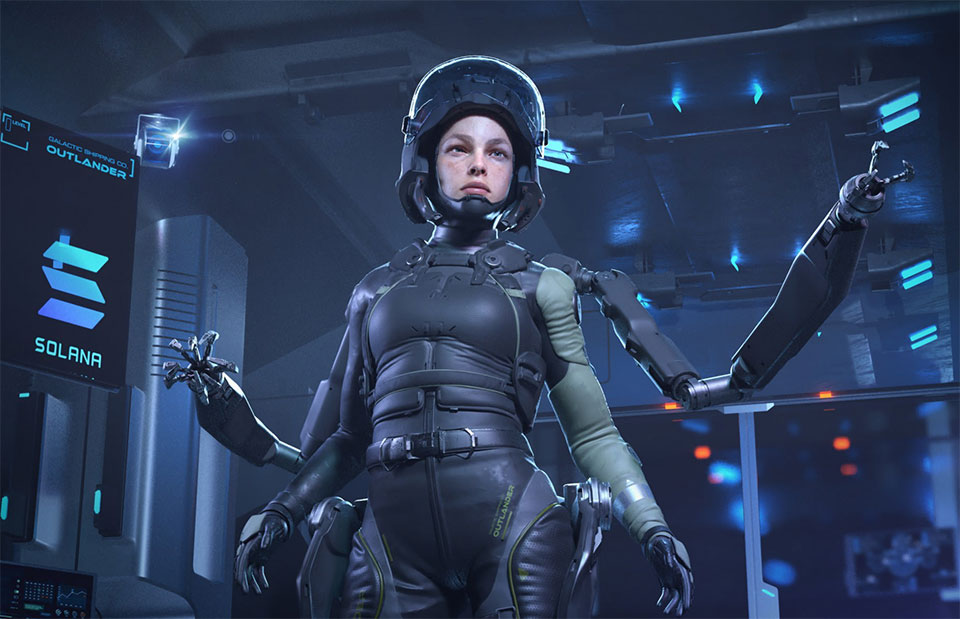 Star Atlas: Unreal Engine 5-Powered NFT Game Releases First Trailer