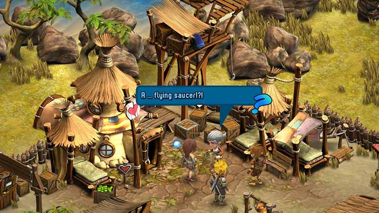 Rainbow Skies for PS3 screenshot