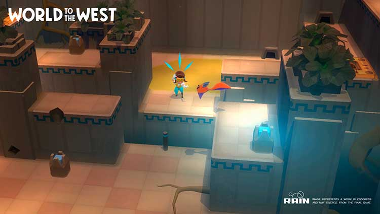 World to the West for Switch screenshot