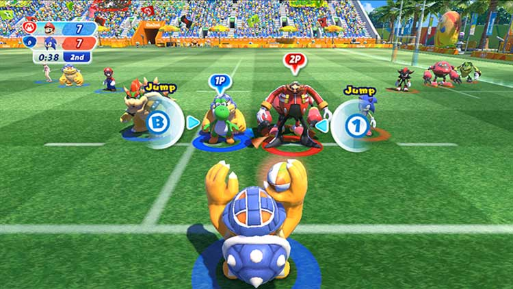 bcf009d20 Mario   Sonic at the Rio 2016 Olympic Games for Wii U Reviews