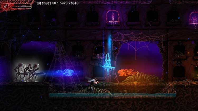Slain: Back from Hell for Switch screenshot