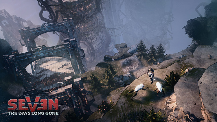 SEVEN: The Days Long Gone for PC screenshot