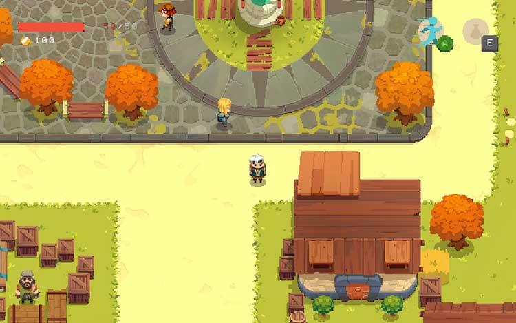 Moonlighter for PS4 screenshot