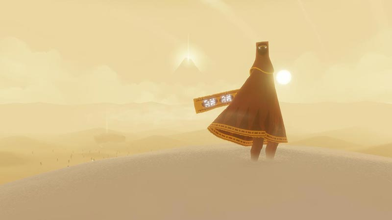 Journey for PS3 screenshot