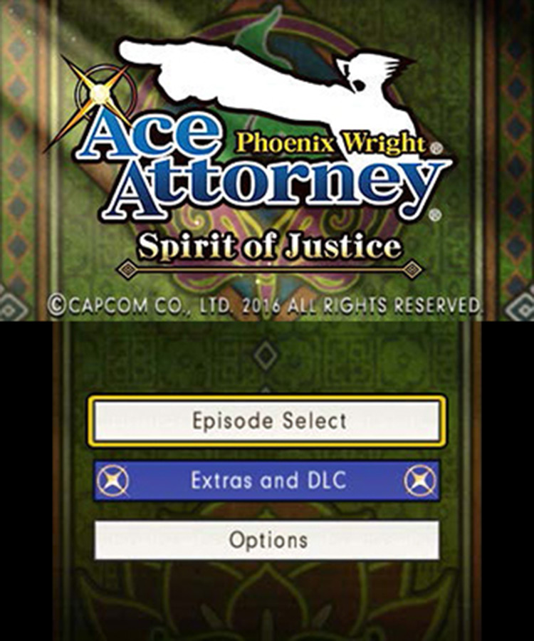 Phoenix Wright: Ace Attorney - Spirit of Justice for 3DS Game Reviews