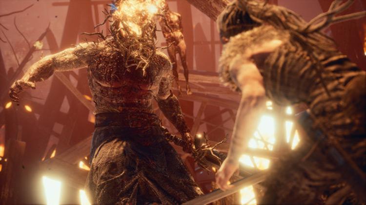 Hellblade: Senua's Sacrifice for XB1 screenshot