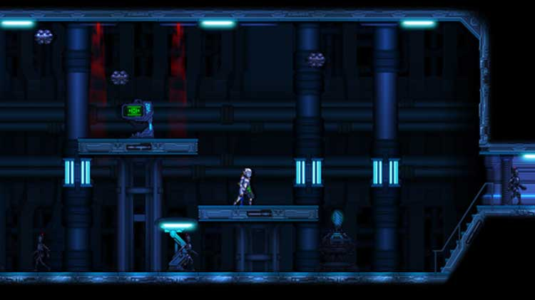 Ghost 1.0 for Switch screenshot