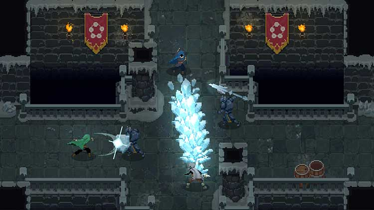 Wizard of Legend for Switch screenshot