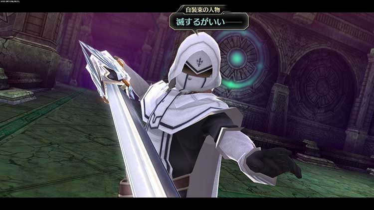 Tokyo Xanadu eX+ for PS4 screenshot