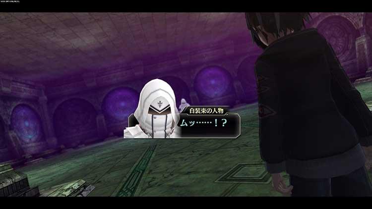 Tokyo Xanadu eX+ for PC screenshot