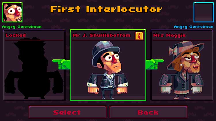 Oh…Sir! The Insult Simulator for Switch screenshot