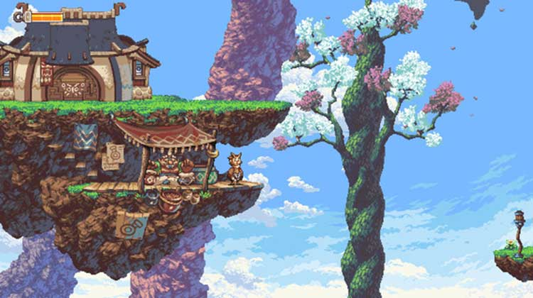 Owlboy for XB1 screenshot