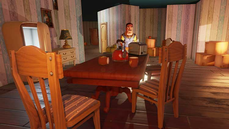 Hello Neighbor for XB1 screenshot