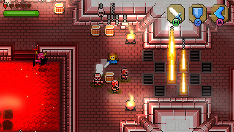 Blossom Tales: The Sleeping King for Switch screenshot