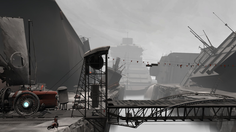 FAR: Lone Sails for PC screenshot