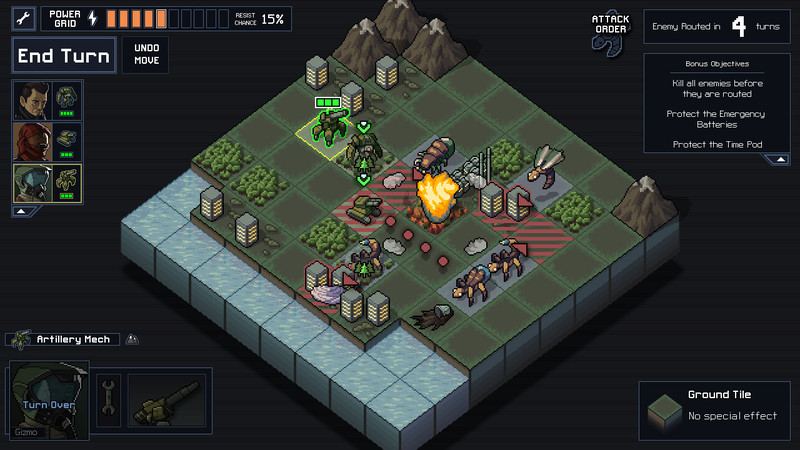 Into the Breach for PC screenshot