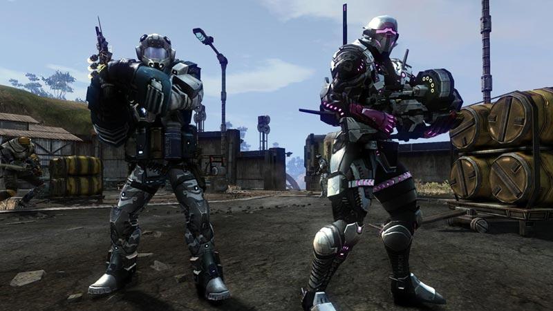 Defiance for PS3 screenshot