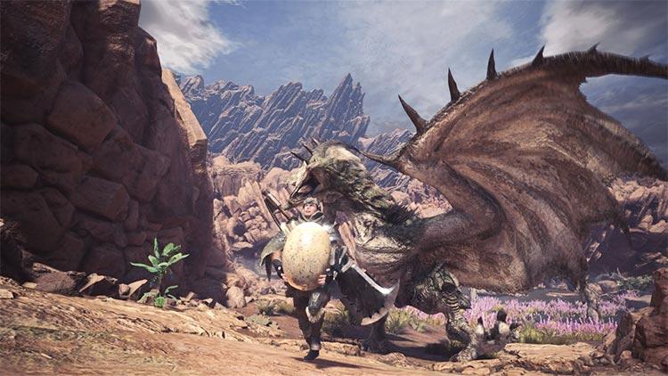 Monster Hunter: World for PC screenshot