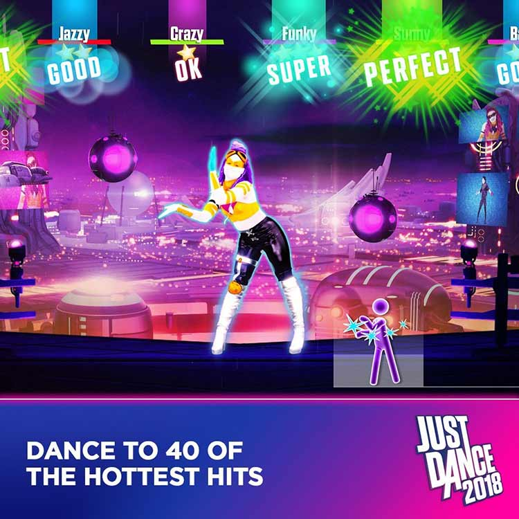 Just Dance 2018 for PS3 screenshot