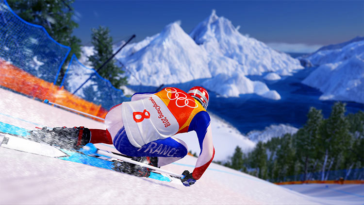 Steep: Road to the Olympics for PS4 screenshot