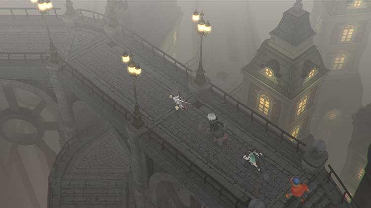 Lost Sphear for Switch screenshot