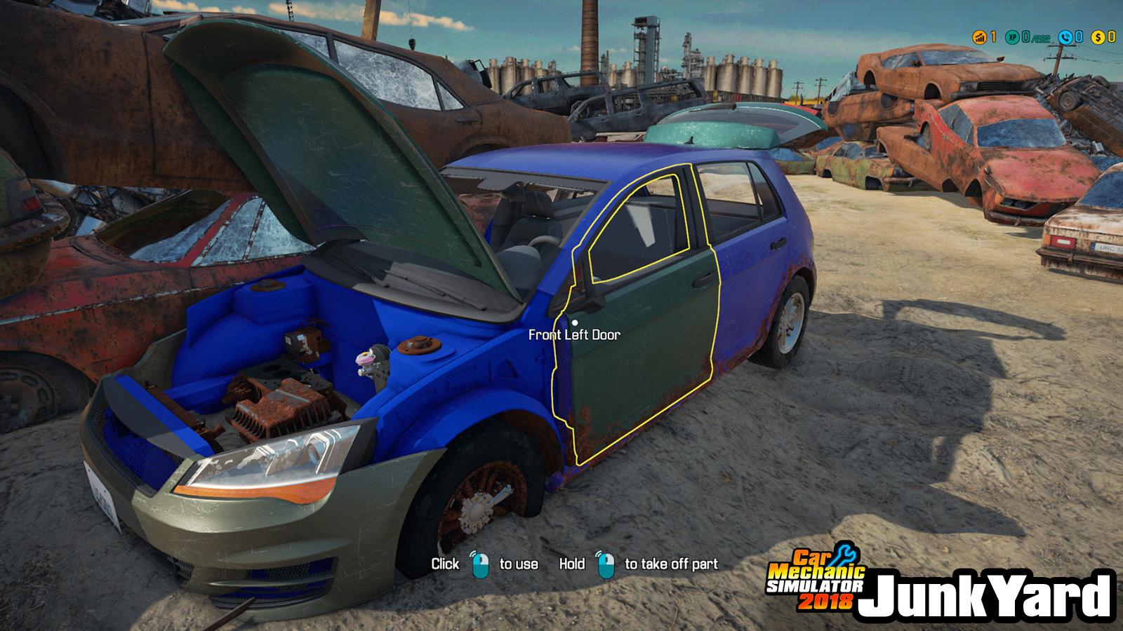 Car Mechanic Simulator for PS4 Game Reviews
