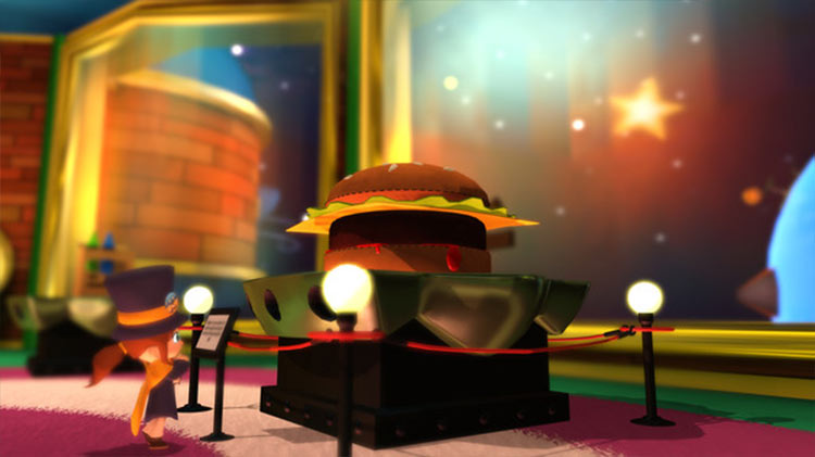 A Hat in Time for PS4 screenshot
