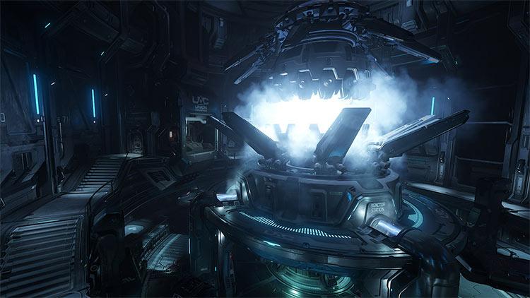 Doom VFR for PS4 screenshot