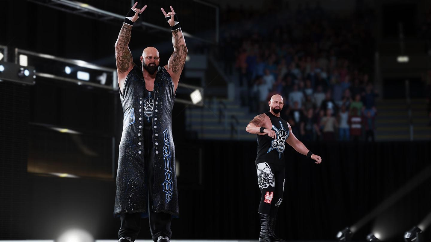 WWE 2K18 for Switch screenshot