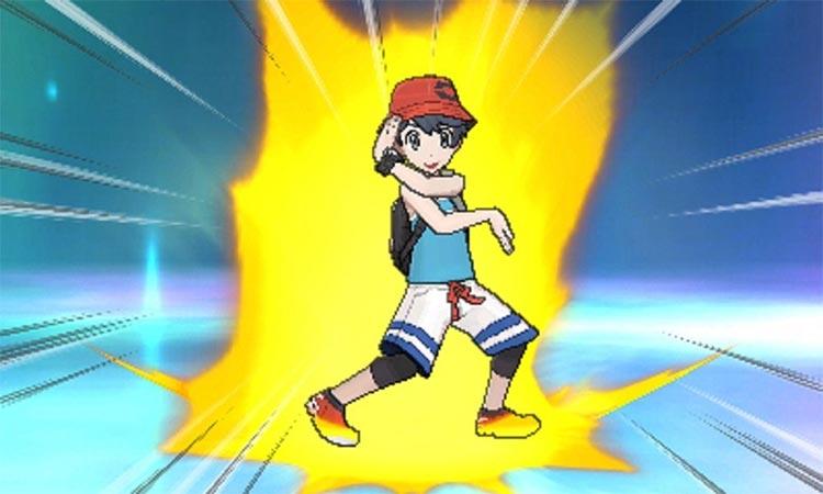 Pokemon Ultra Sun for 3DS screenshot