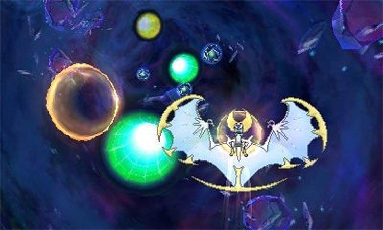 Pokemon Ultra Moon for 3DS screenshot