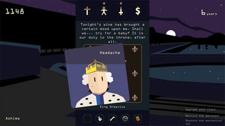 Reigns: Her Majesty for PC screenshot