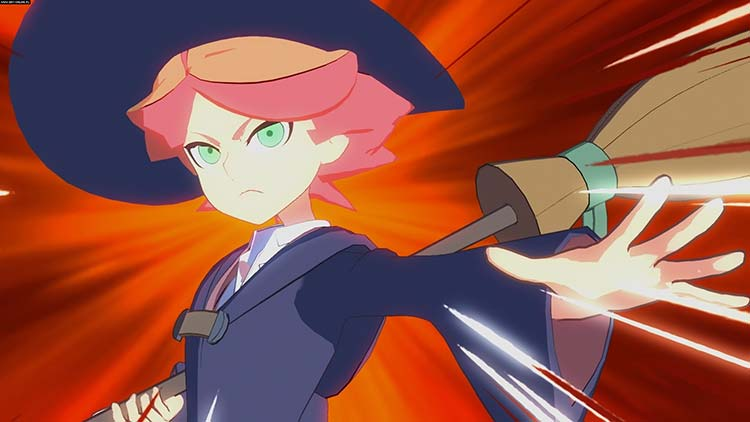 Little Witch Academia: Chamber of Time for PS4 screenshot