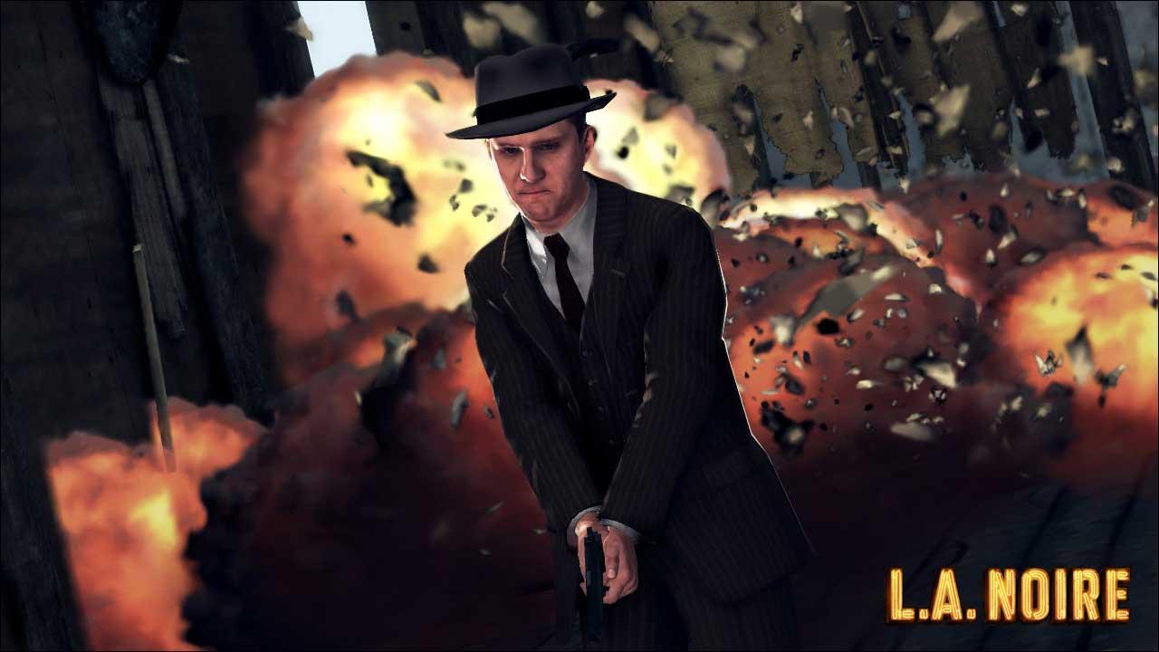 L.A. Noire for PS4 screenshot