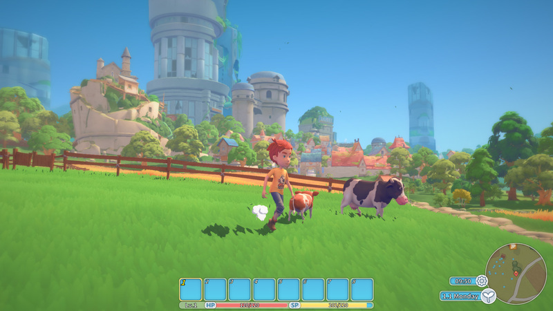 My Time At Portia for PC screenshot