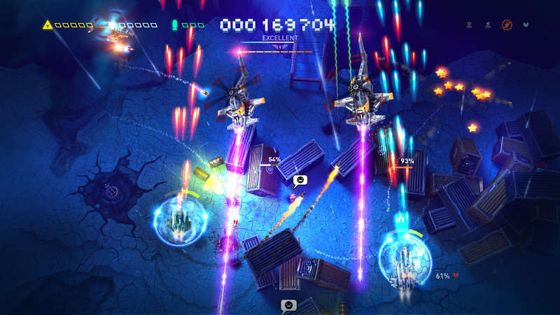 Sky Force Reloaded for PC screenshot