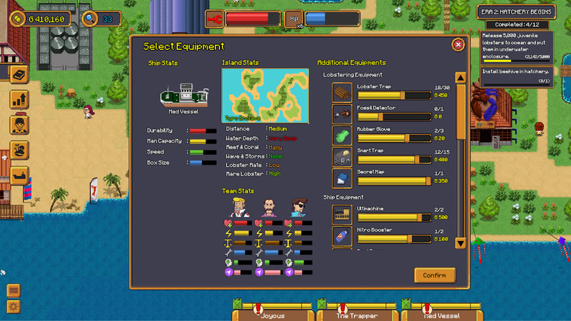 Lobster Empire for PC screenshot