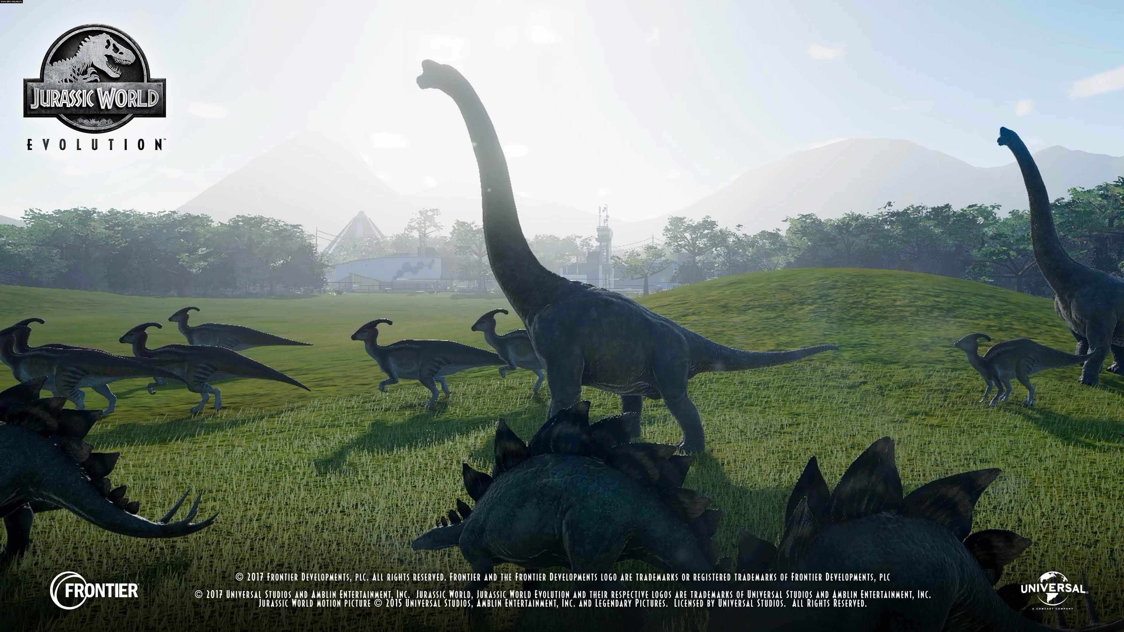 Jurassic World: Evolution for PC screenshot