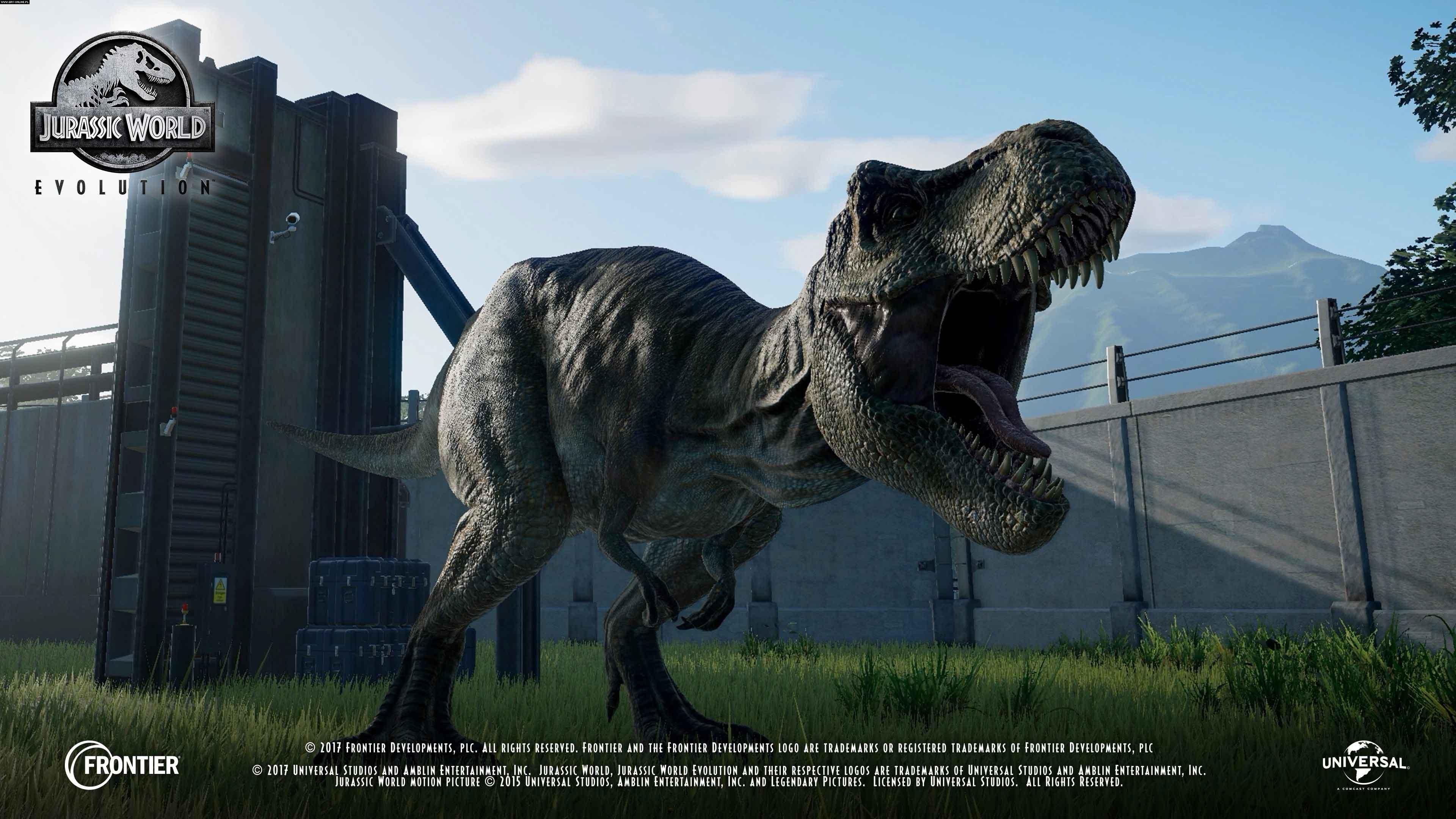 Jurassic World: Evolution for PS4 screenshot