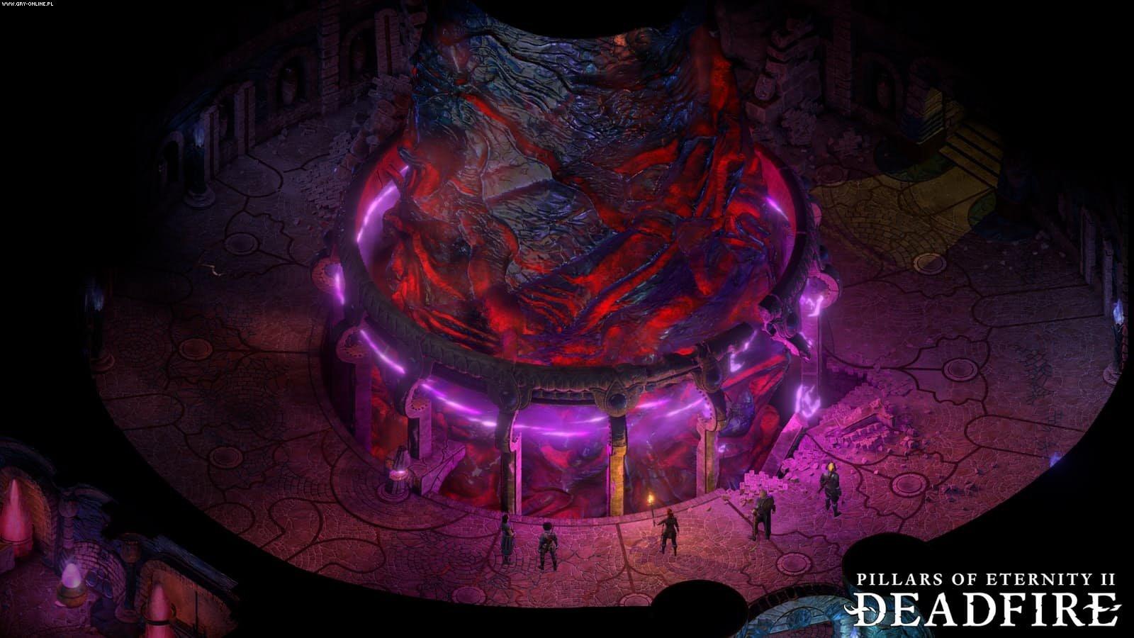 Pillars of Eternity II: Deadfire for PC screenshot