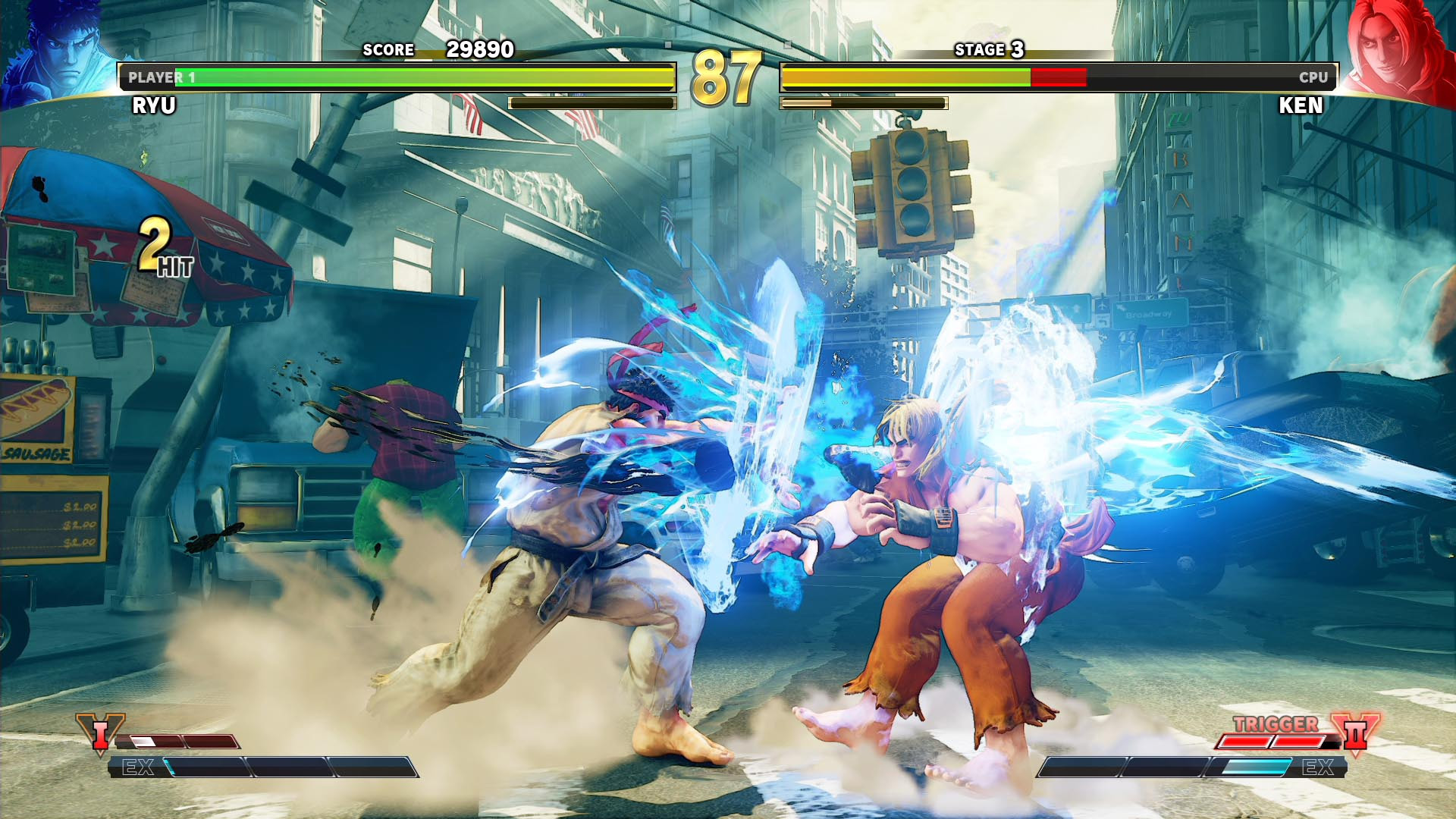 Street Fighter V: Arcade Edition for PC screenshot