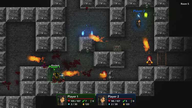 Tallowmere for Switch screenshot