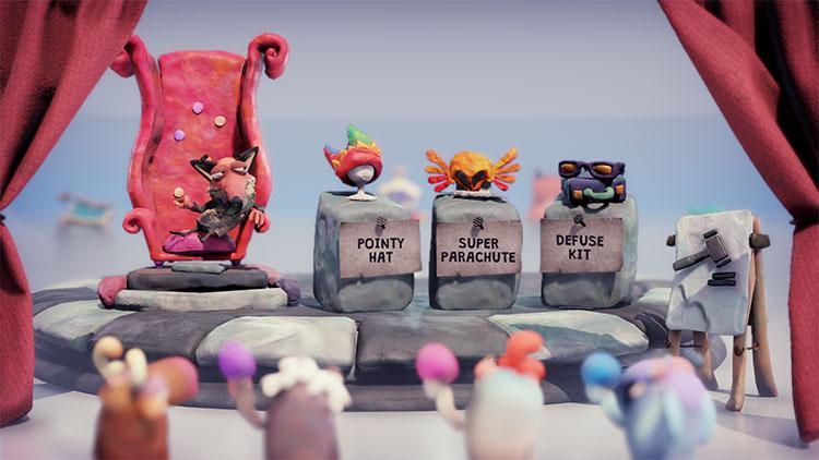 Frantics for PS4 screenshot