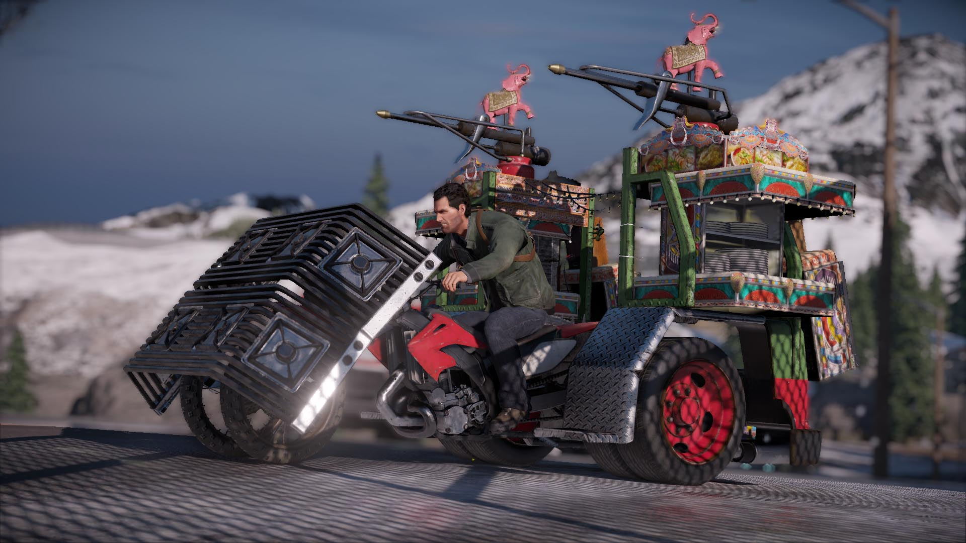 Dead Rising 4: Frank's Big Package for PS4 screenshot