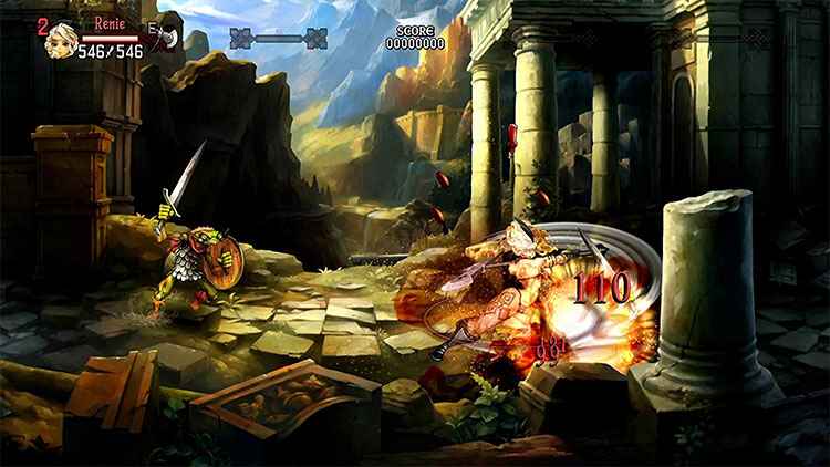 Dragon's Crown Pro for PS4 screenshot
