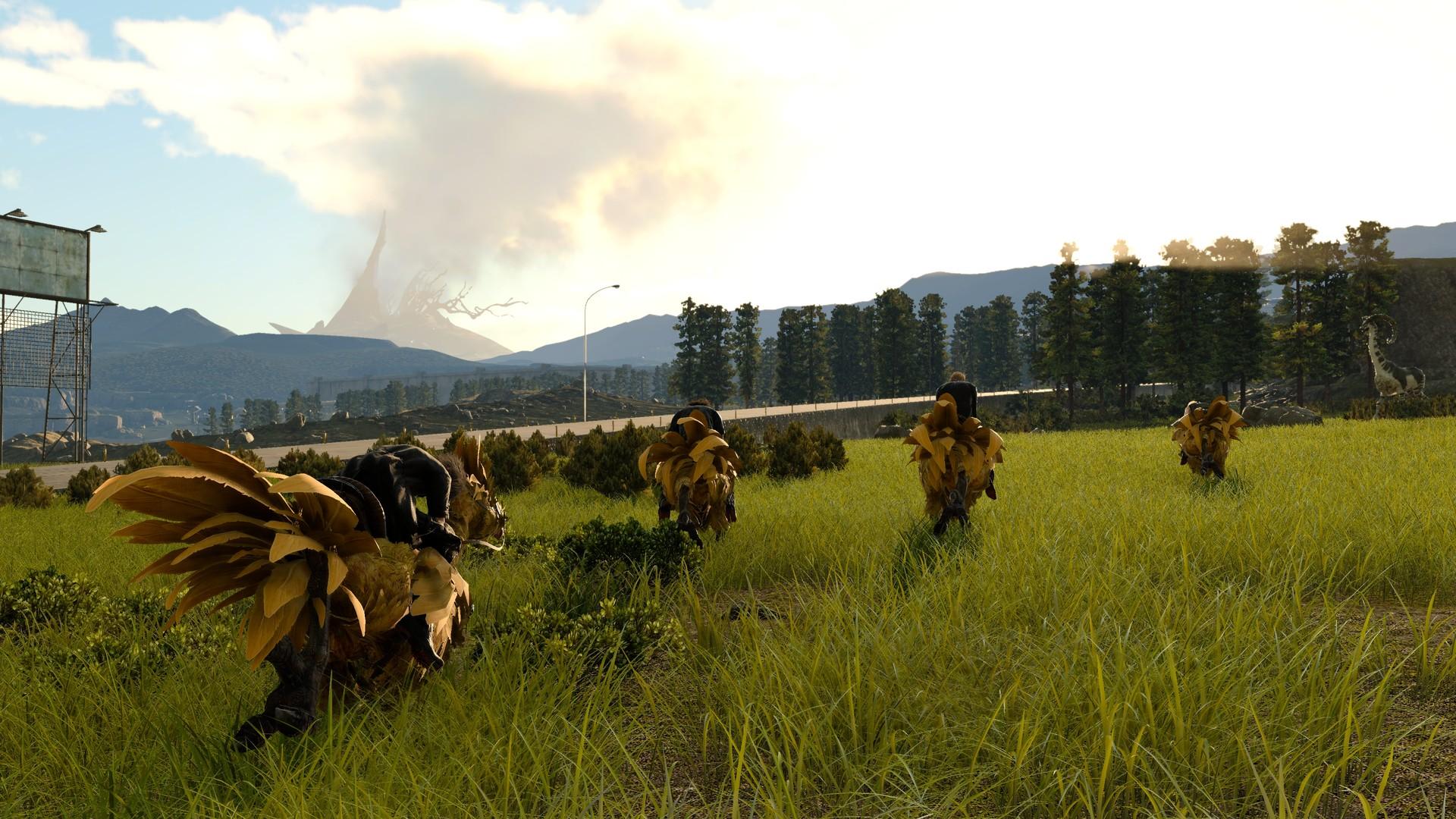 FINAL FANTASY XV WINDOWS EDITION for PC screenshot