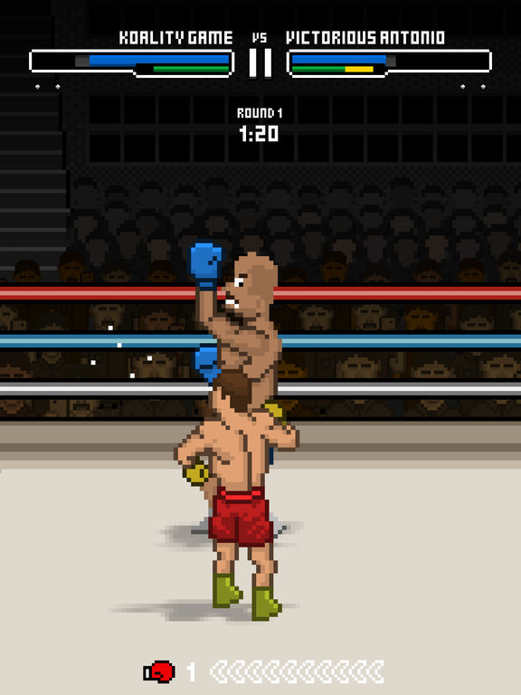 Prizefighters for And screenshot