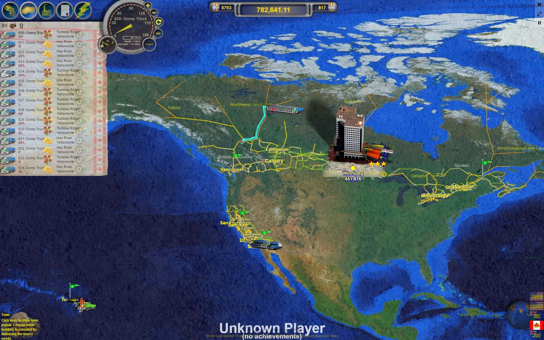 LOGistICAL: USA - Wisconsin for PC screenshot