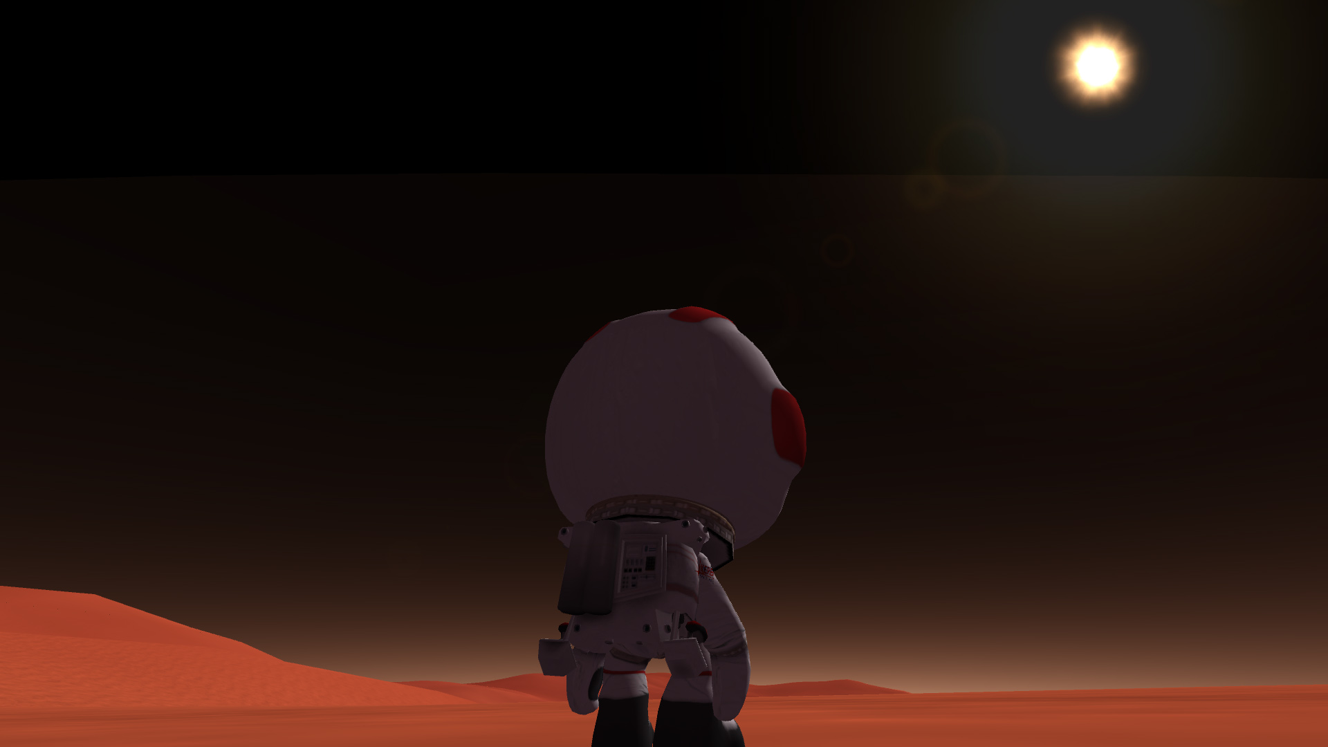 Kerbal Space Program Enhanced Edition for XB1 screenshot