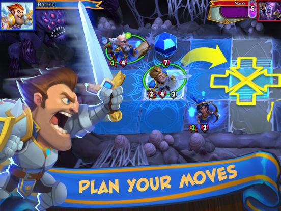 Hero Academy 2 for iOS screenshot